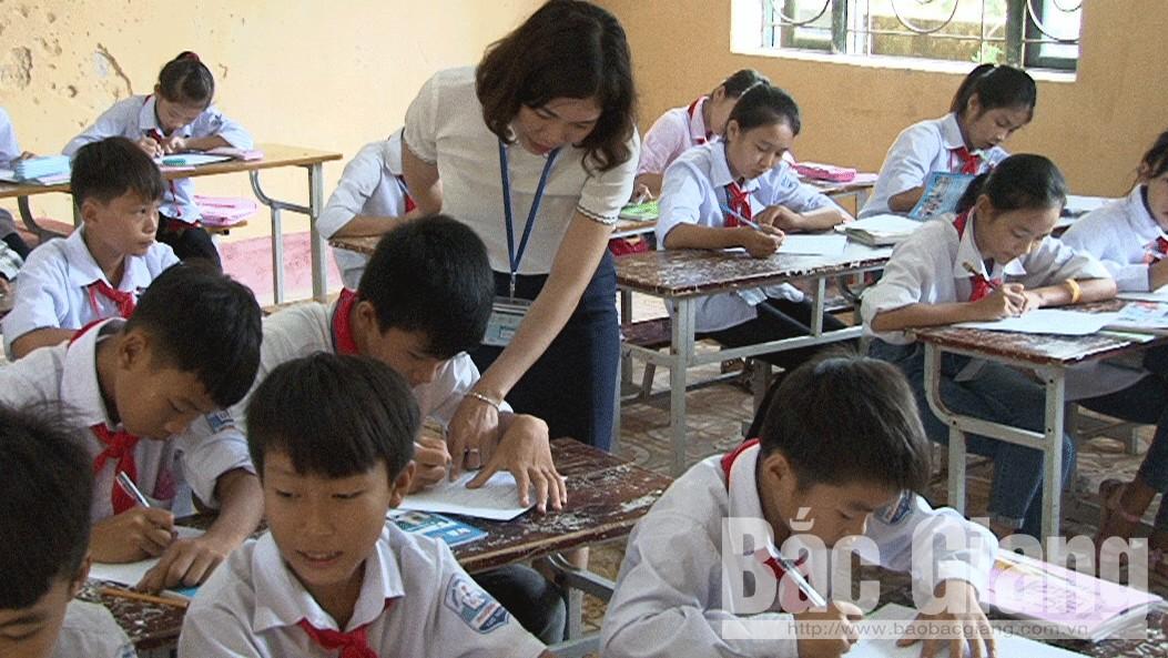 Hơn 83% giáo viên trình độ trên chuẩn